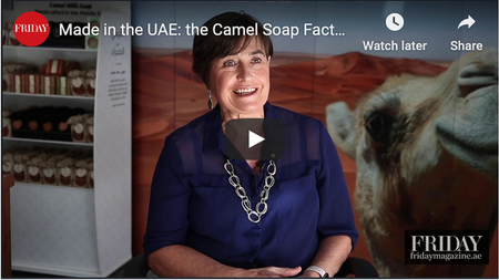 #camel soap factory