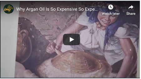 #Why Argan oil is so expensive?
