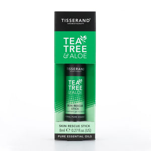 Tisserand Tea Tree & Aloe Skin Rescue Stick