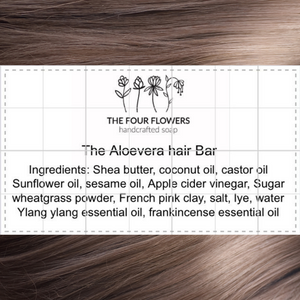 The Aloevera Hair Bar