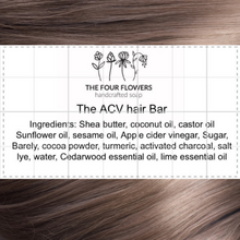 Load image into Gallery viewer, The ACV Hair Bar