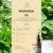 Load image into Gallery viewer, Moringa Oil