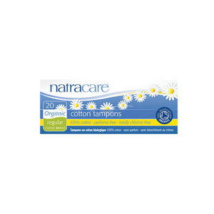 Natracare Organic Tampons Regular