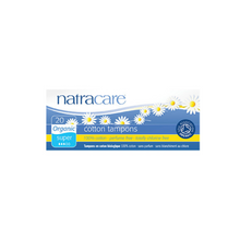 Load image into Gallery viewer, Natracare Organic Tampons Super