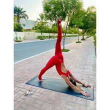Load image into Gallery viewer, Polyurethane Yoga Mat - Design - Compas