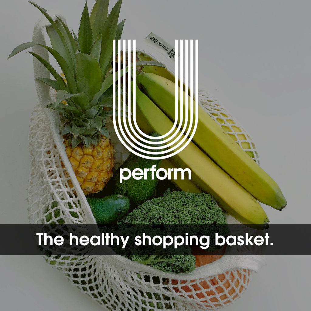 How to shop healthy