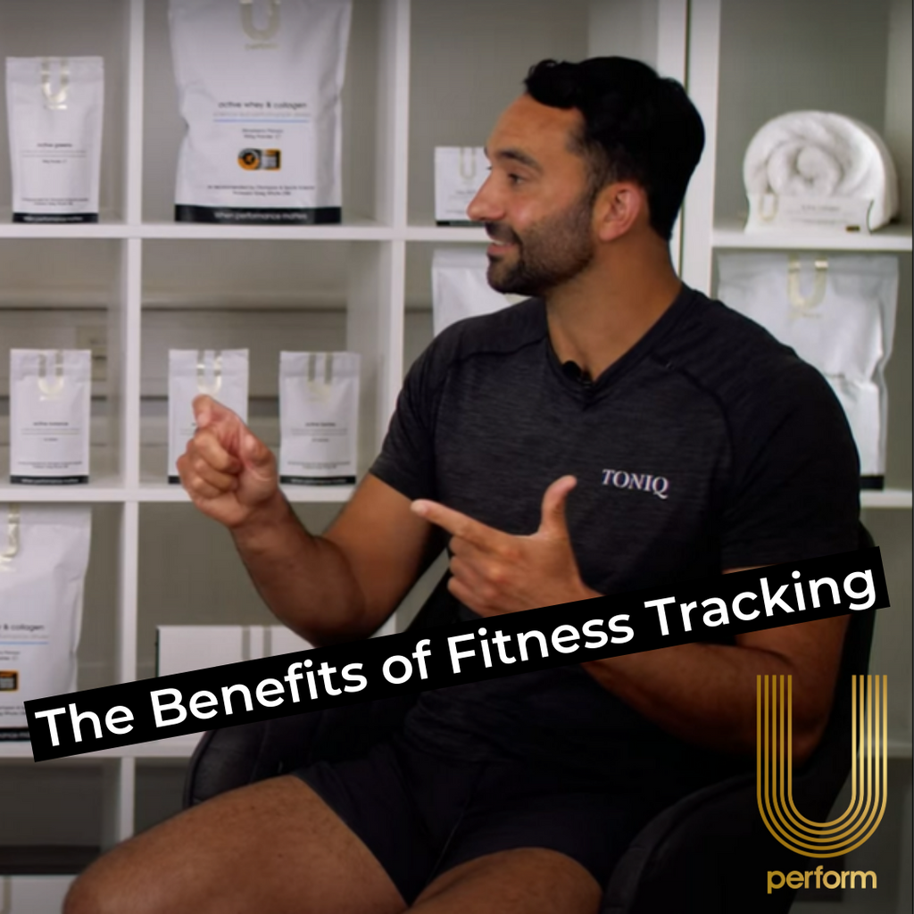 Arron Collins-Thomas - Episode 8 - The Benefits of Fitness Tracking