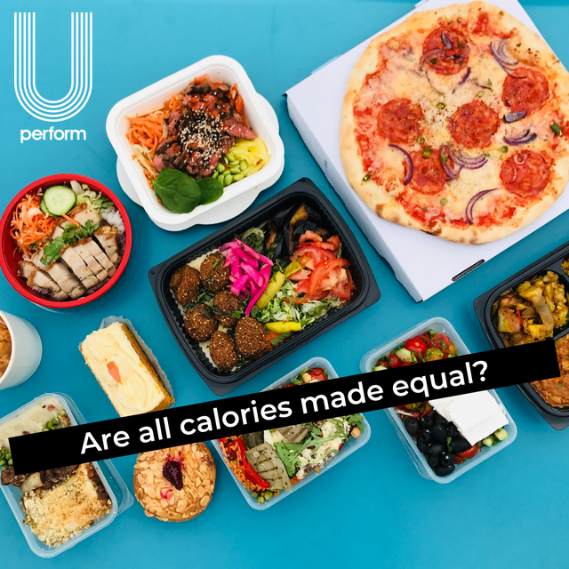 Are all calories made equal?
