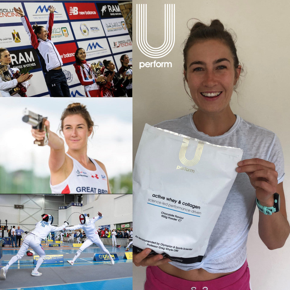 U Perform Ambassador Spotlight - Jo Muir