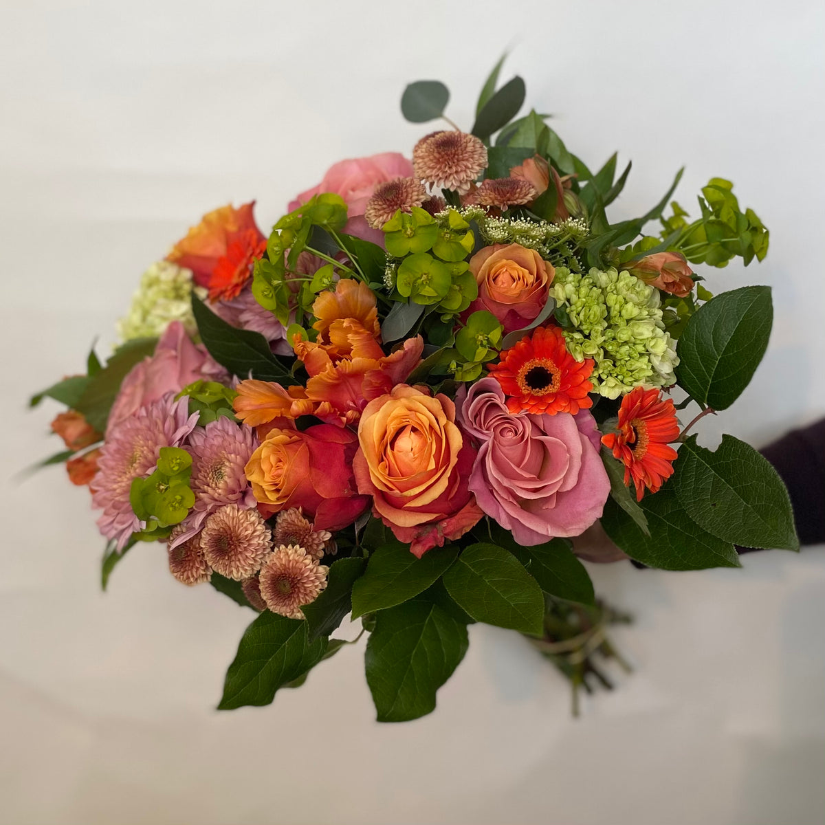 Mother's Day Hand tied Bouquets