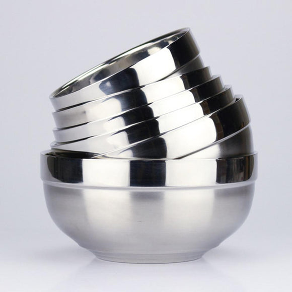 Stainless Steel Classic Bowl