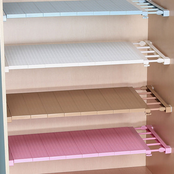 Closet Organizer Storage Shelf