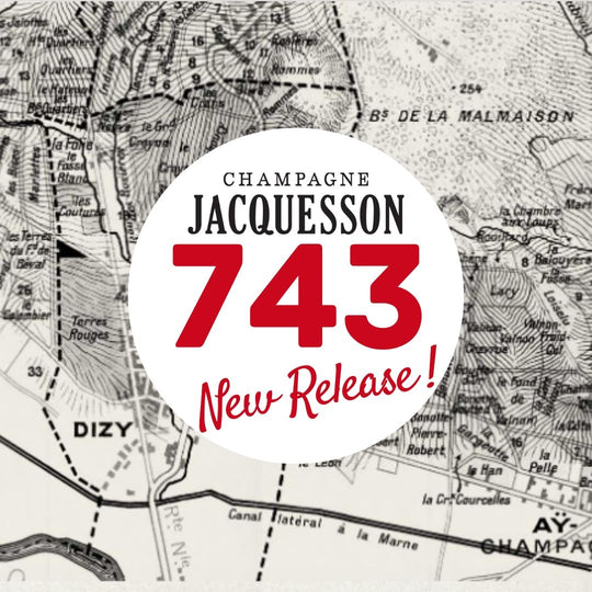 Champagne Jacquesson New Release!