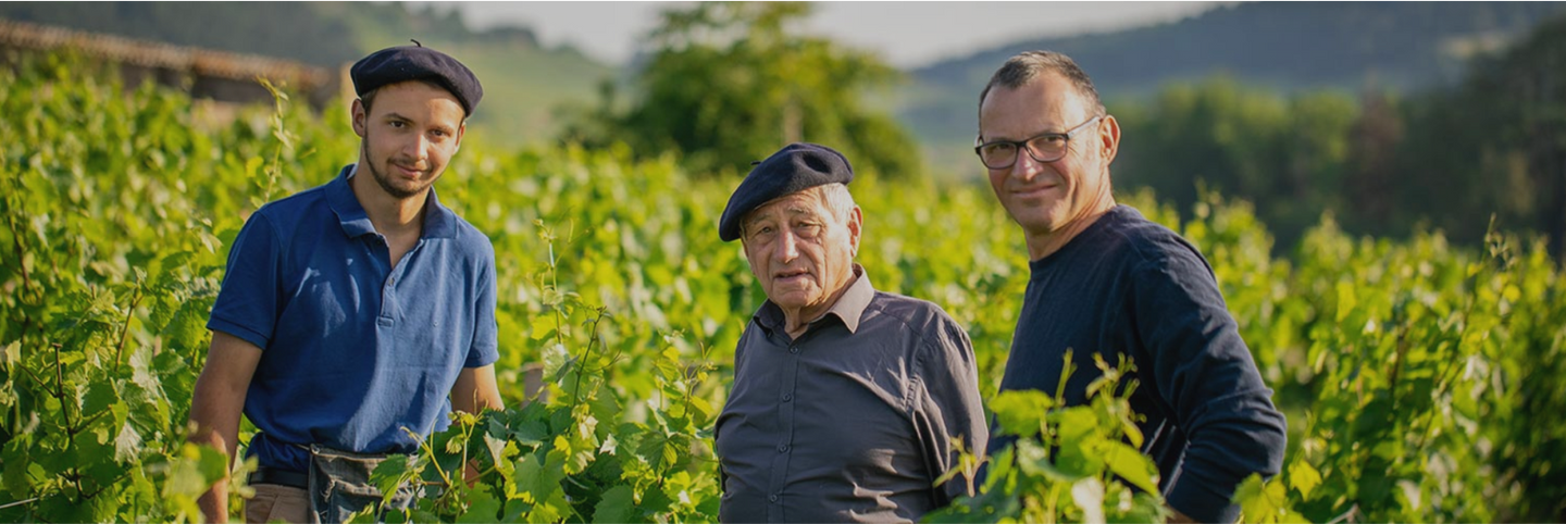 THE BEST FRENCH WINEMAKERS