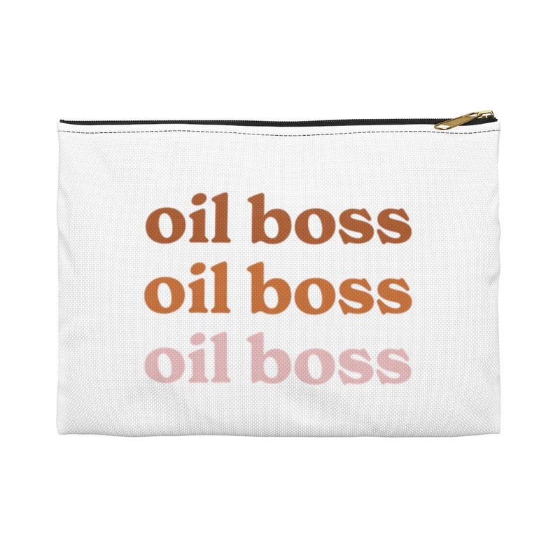 Oil Boss Accessory Pouch - cottonwoodbloomco