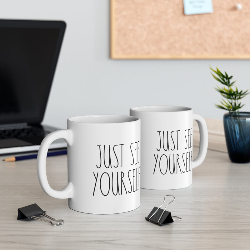 Just See Yourself Mug - cottonwoodbloomco