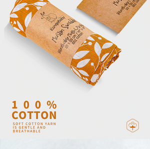 Muslin Swaddle - cottonwoodbloomco