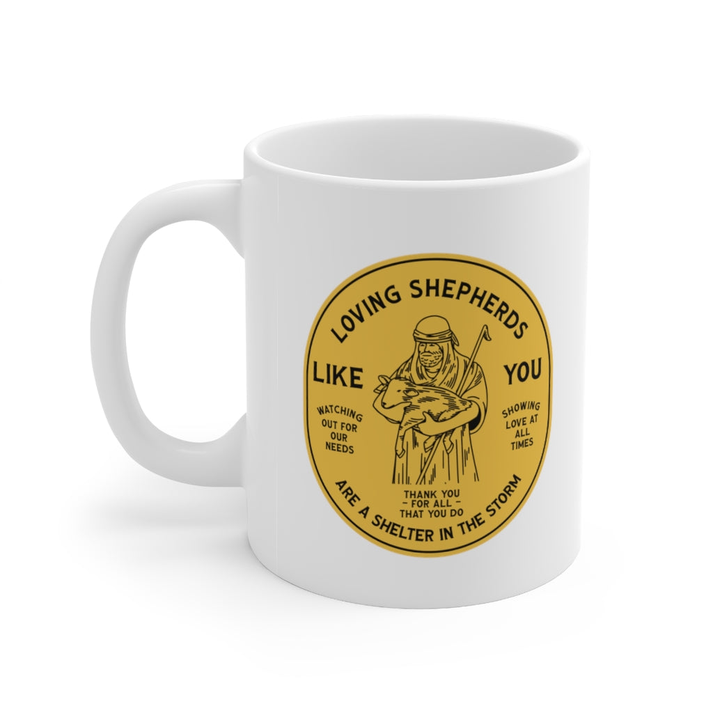 Elders JW Personalized Mug - cottonwoodbloomco