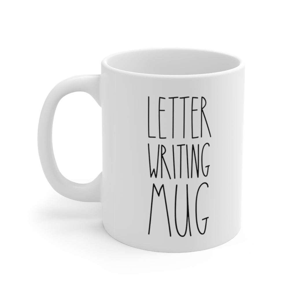 Letter Writing Mug - cottonwoodbloomco