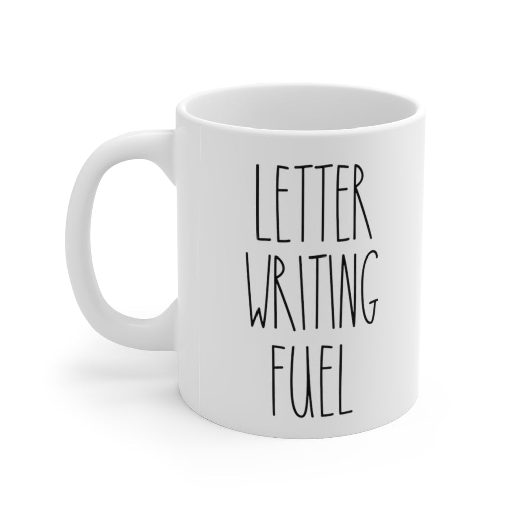 Letter Writing Fuel Mug - cottonwoodbloomco