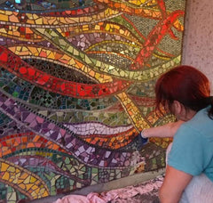 Barbara Bussler of Mosaics and More