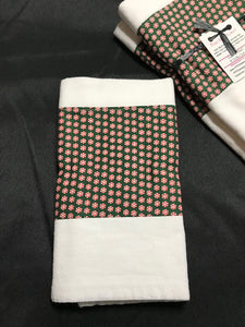 Flour Sack Towels - Peppermint Candy Prints