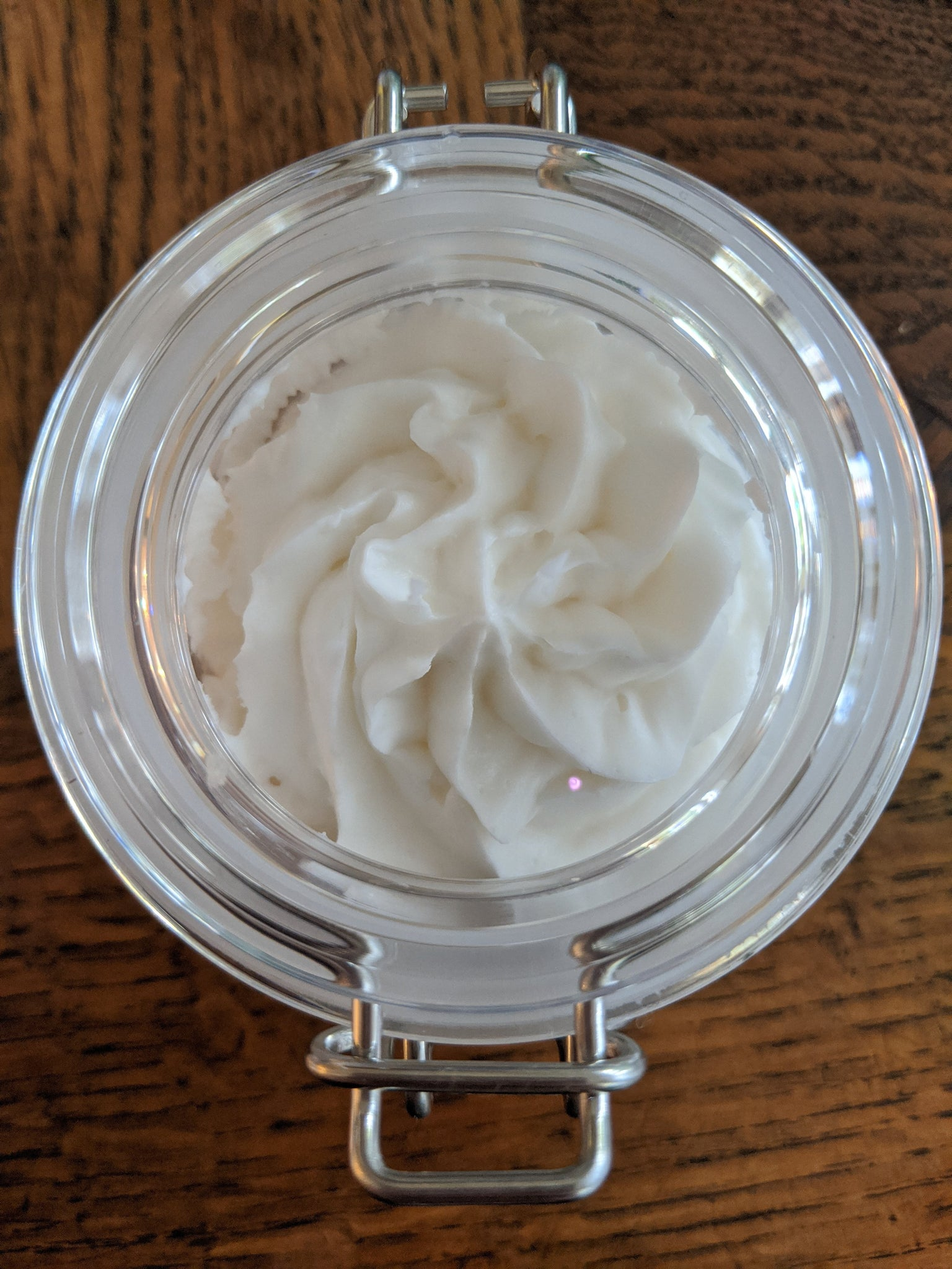 Unscented Artisan Body Butter
