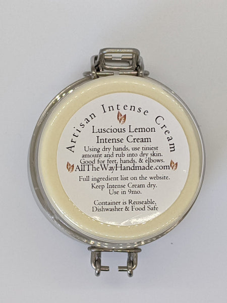 Luscious Lemon Artisan Intense Cream