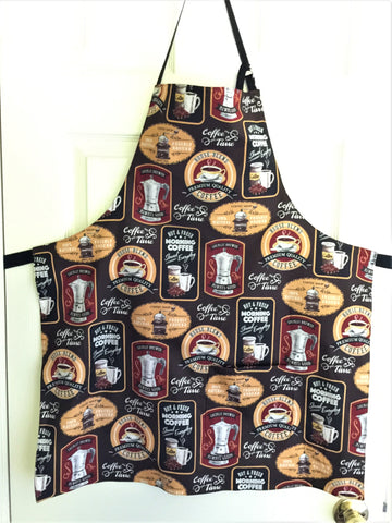 Adult Bib Aprons - Year Round Prints