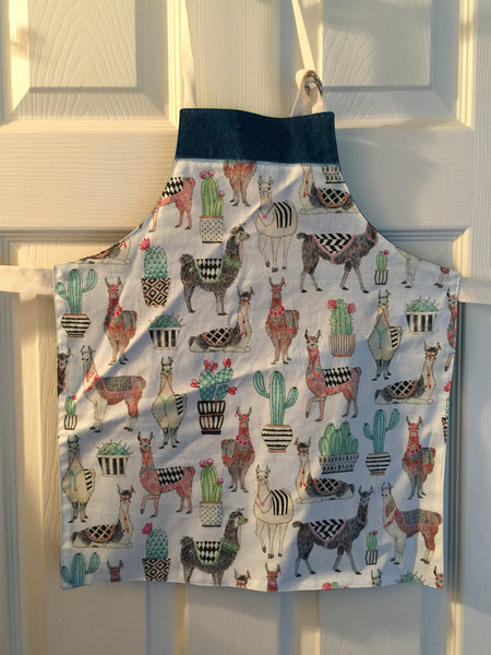 Child Bib Aprons - Animals & Animal Prints