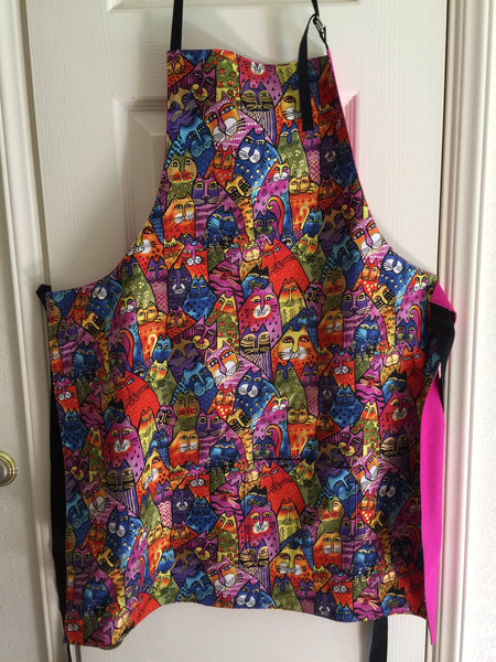 Adult Bib Aprons - Animals & Animal Prints