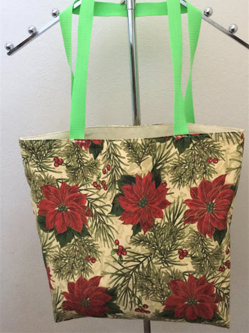 Tote Bags – Winter Floral Prints