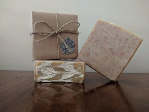 Into the Woods Artisan Soap