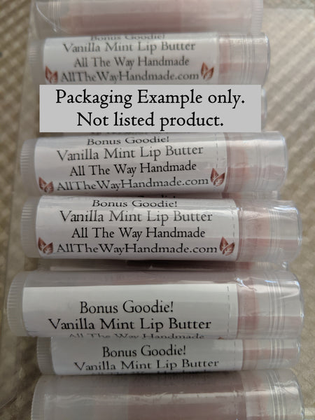 Punchy Peach Lip Butter