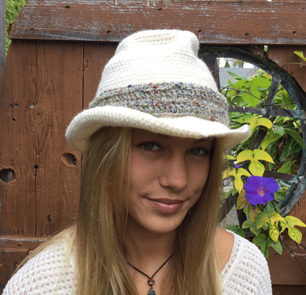 Western Style Casual Hat