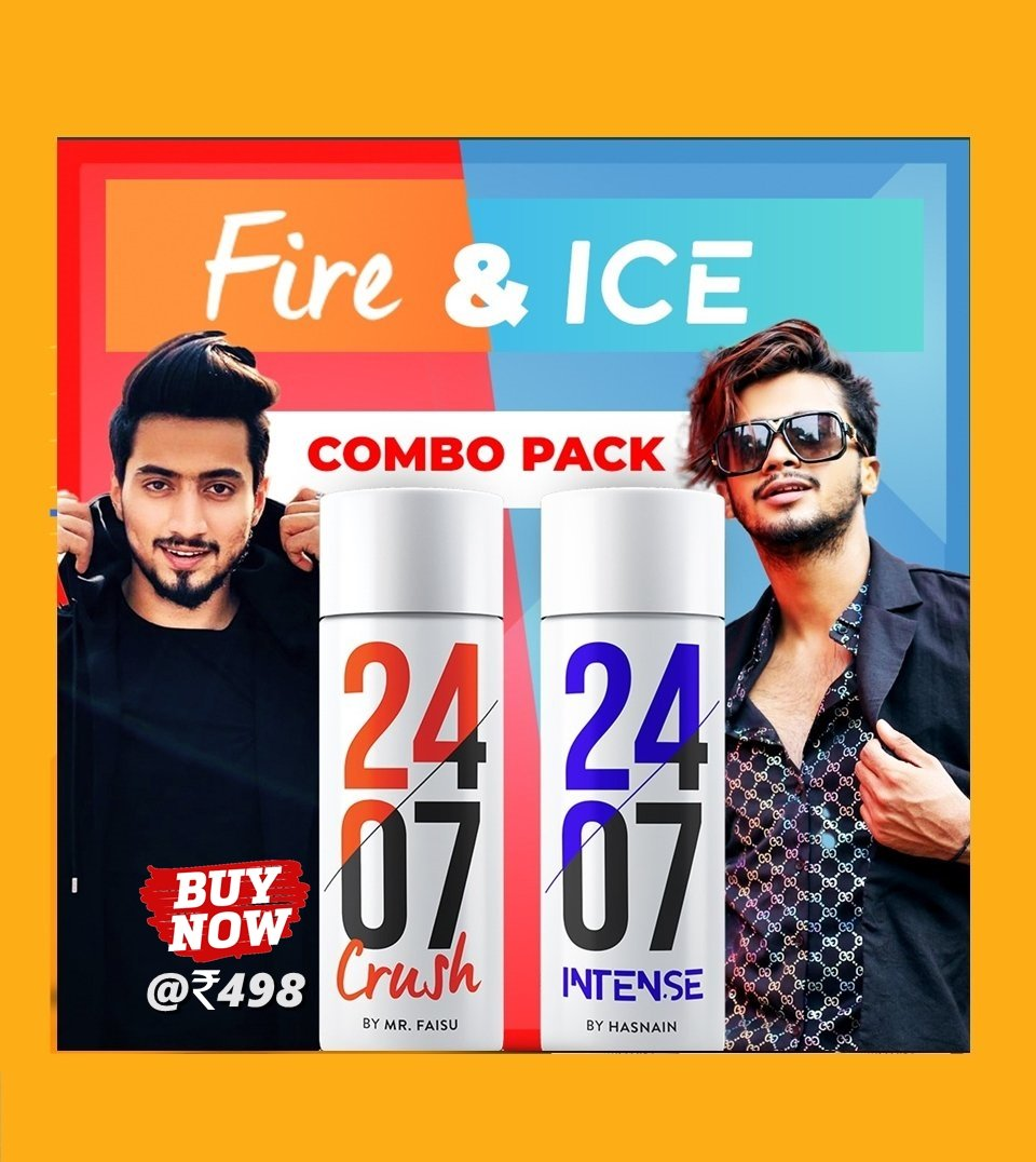 Fire and Ice - Combo Pack