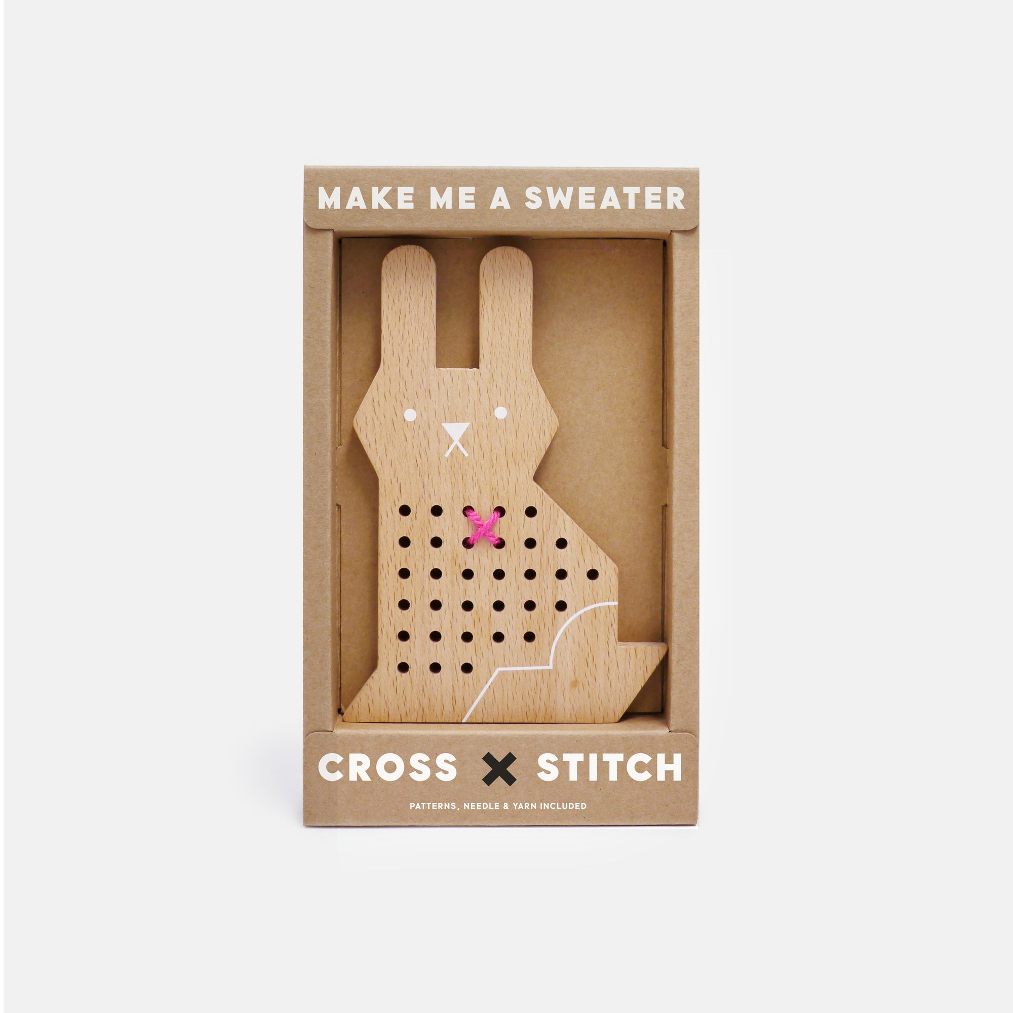 Cross Stitch Friends – Rabbit by Moon Picnic