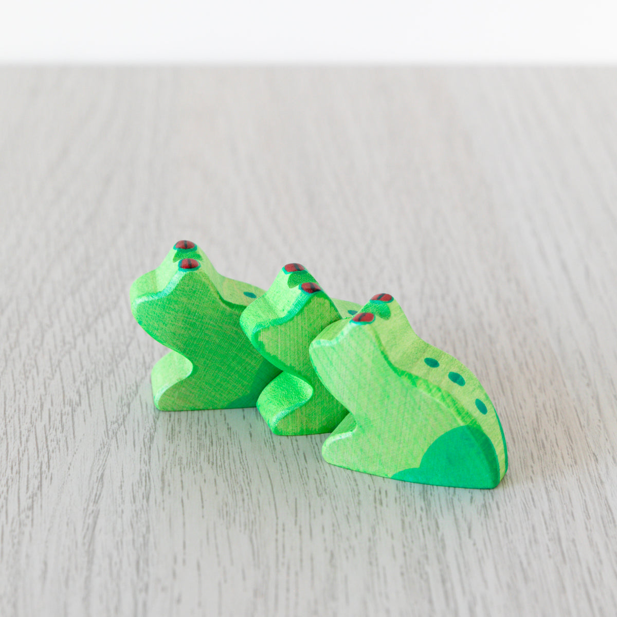 Holztiger Wooden Animal - Frog