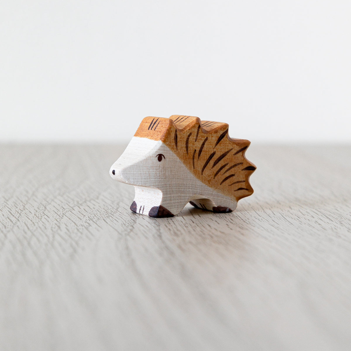 Holztiger Wooden Animal - Hedgehog