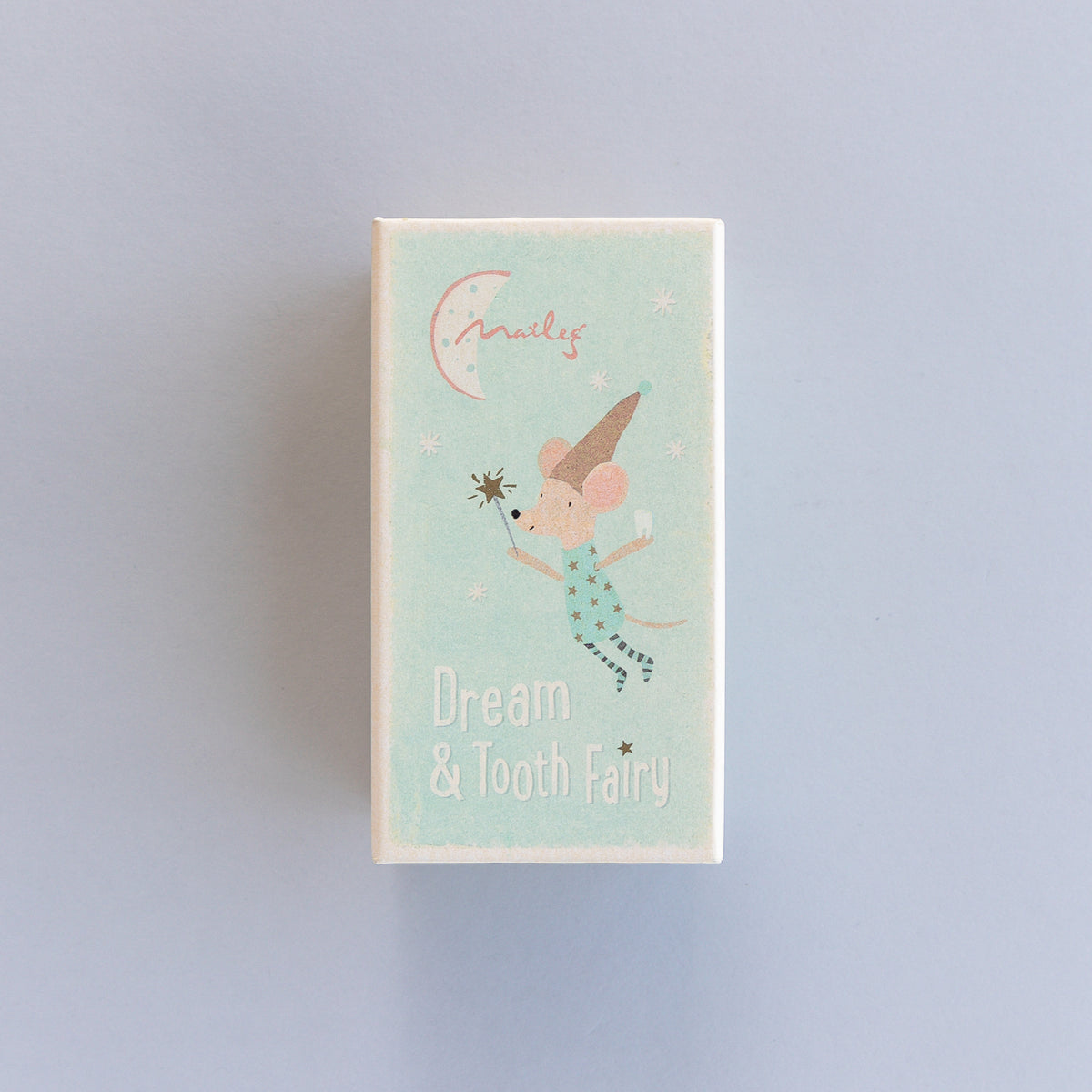 Maileg Tooth Fairy Big Brother Mouse in Matchbox