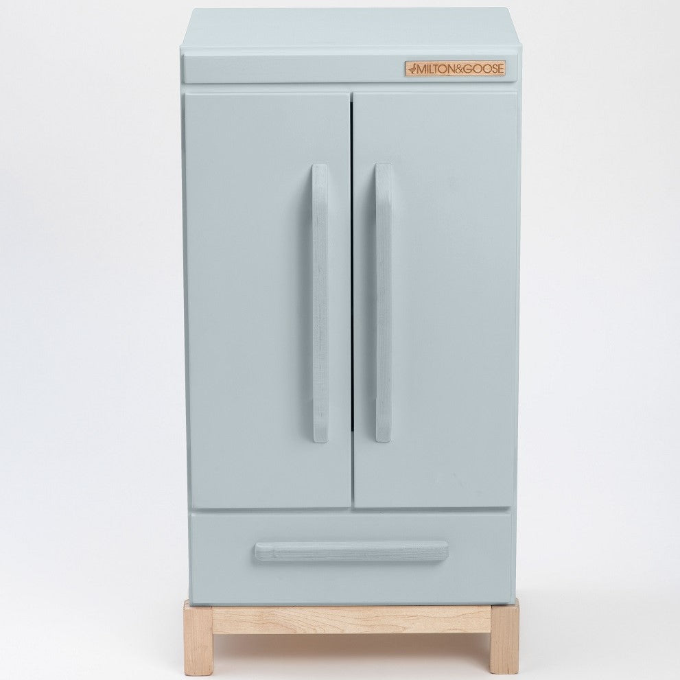 Play Kitchen Fridge - Gray 1