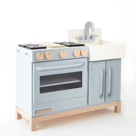 Play Kitchen - Gray 2