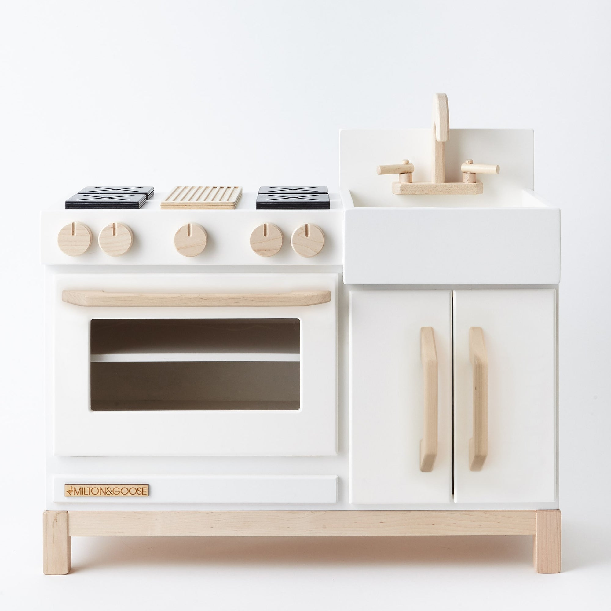 Play Kitchen - White 1