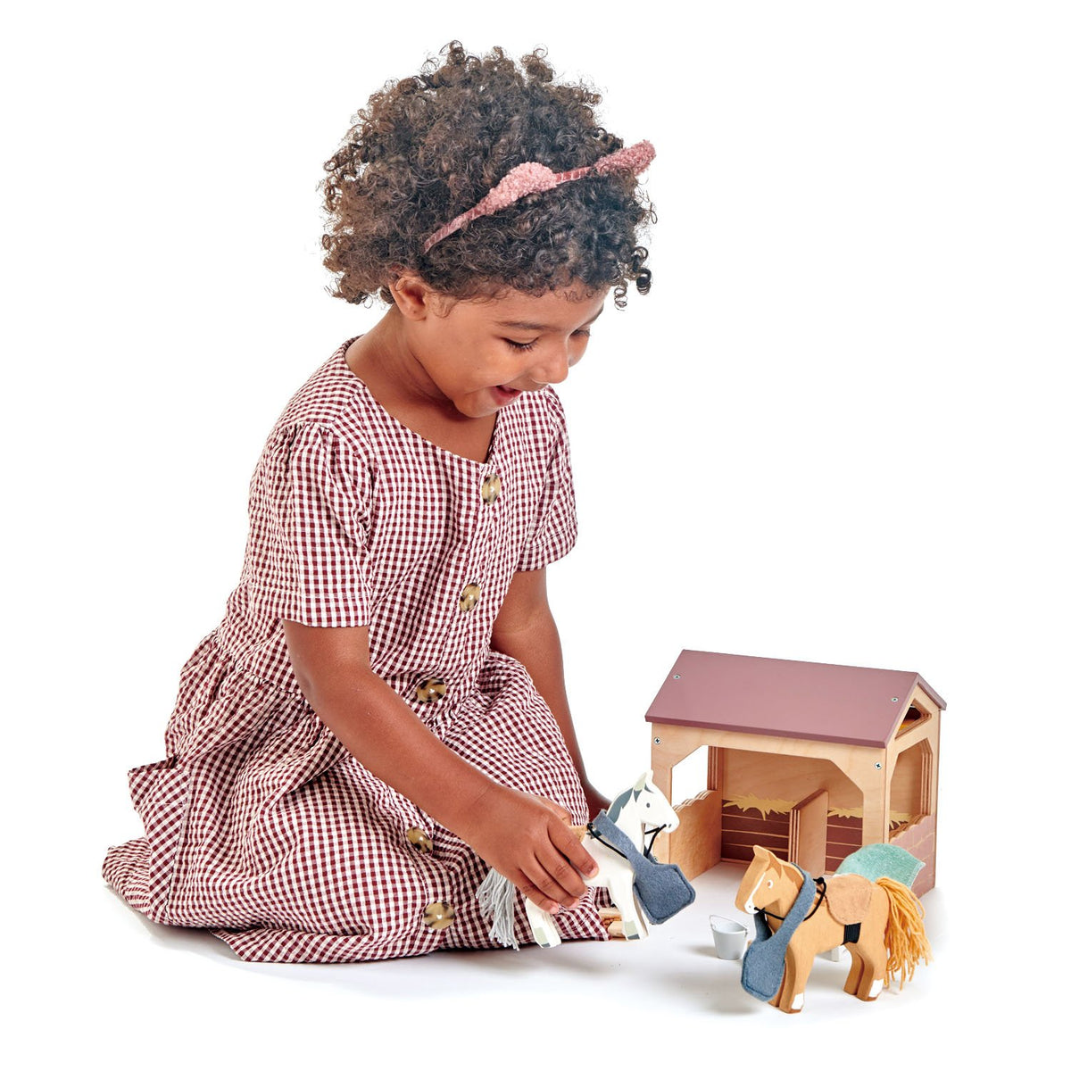 Pony Stable Play Set