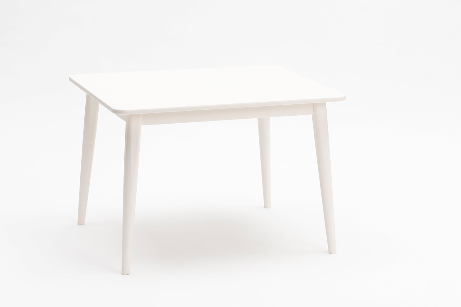 Wooden Play Table - White 1