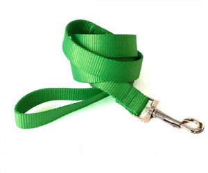 "1"" Solid Nylon Leash"