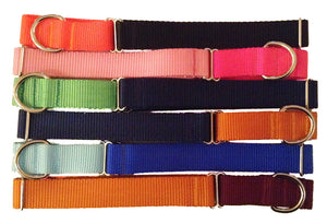 "1"" Solid Nylon Martingale"