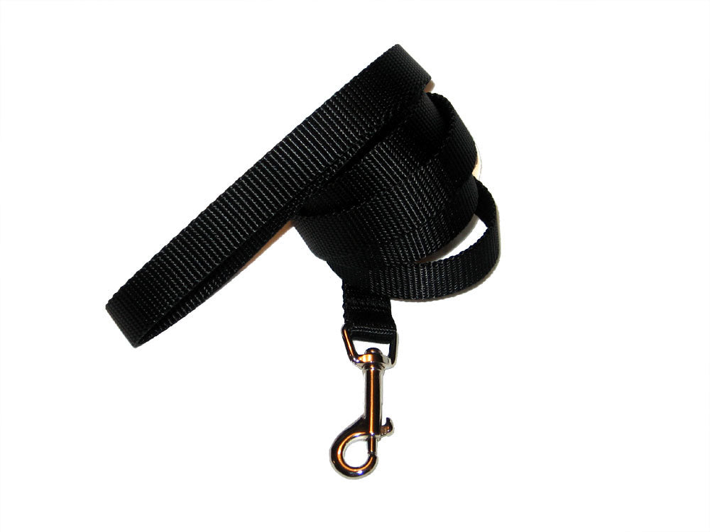 "3/4"" Solid Nylon Leash"