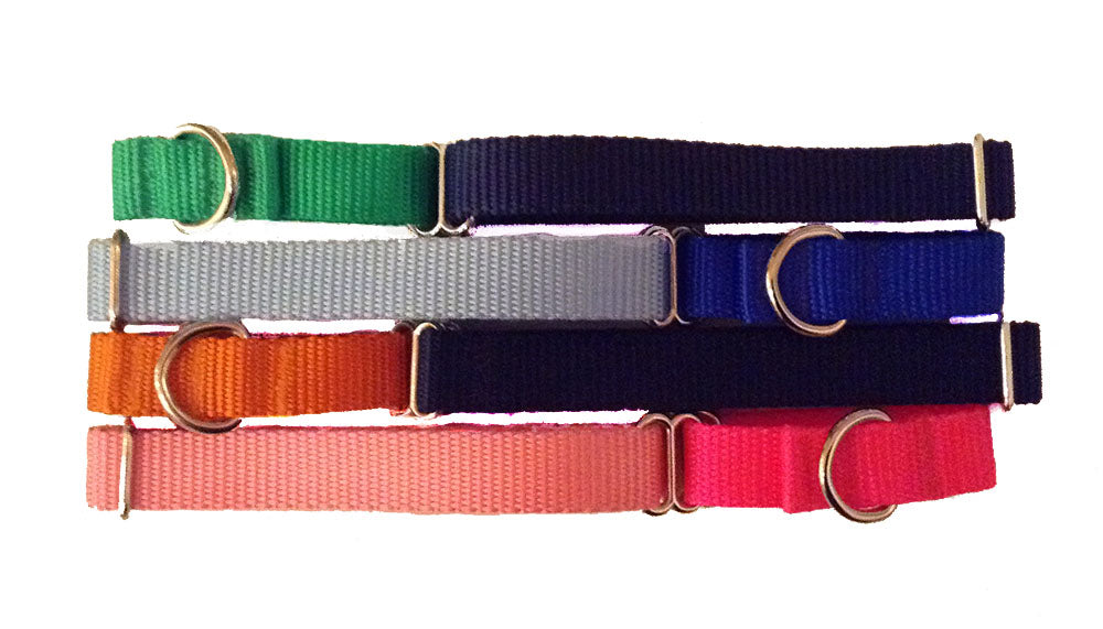 "3/4"" Solid Nylon Martingale"