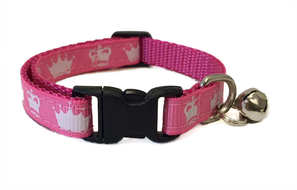 Princess Cat Collar